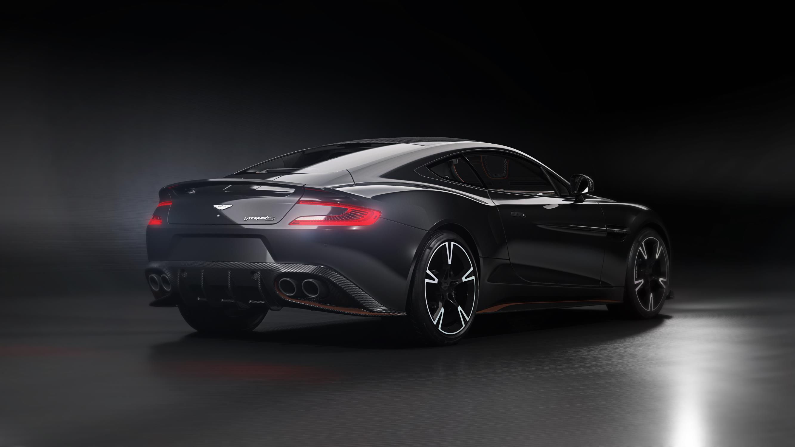 Official 2018 Aston Martin Vanquish S Ultimate 175 Units Only Gtspirit