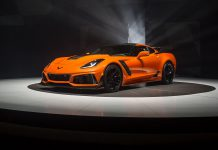 Corvette ZR1 Official Details