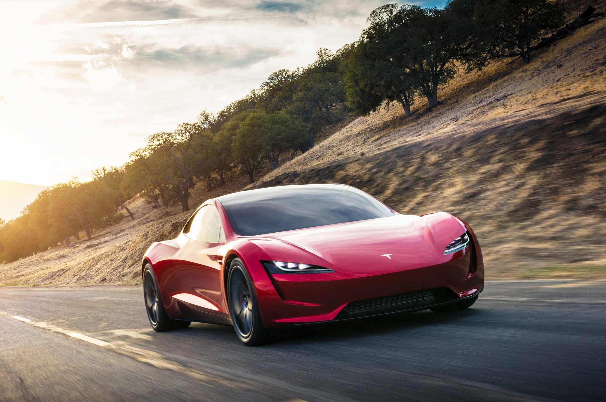 Official 2020 Tesla Roadster 10 000nm Of Torque