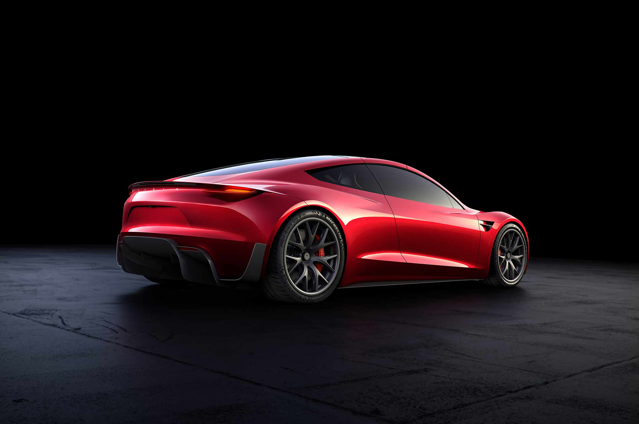 Official 2020 Tesla Roadster 10000nm Of Torque Gtspirit