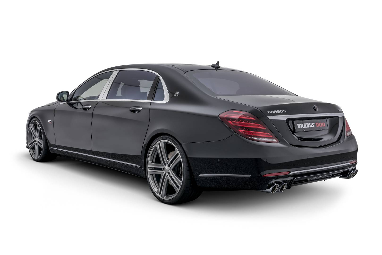 official: brabus rocket 900 based on mercedes-maybach s650 - gtspirit