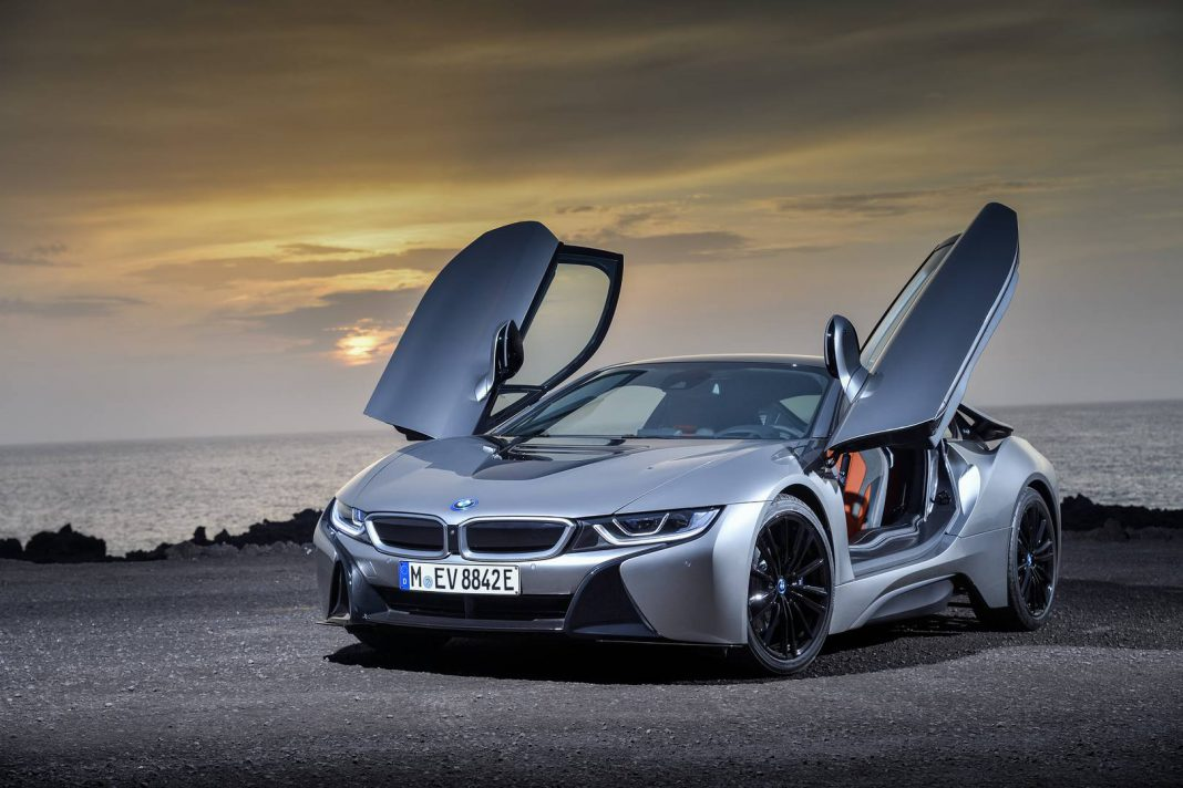 BMW i8 Coupe