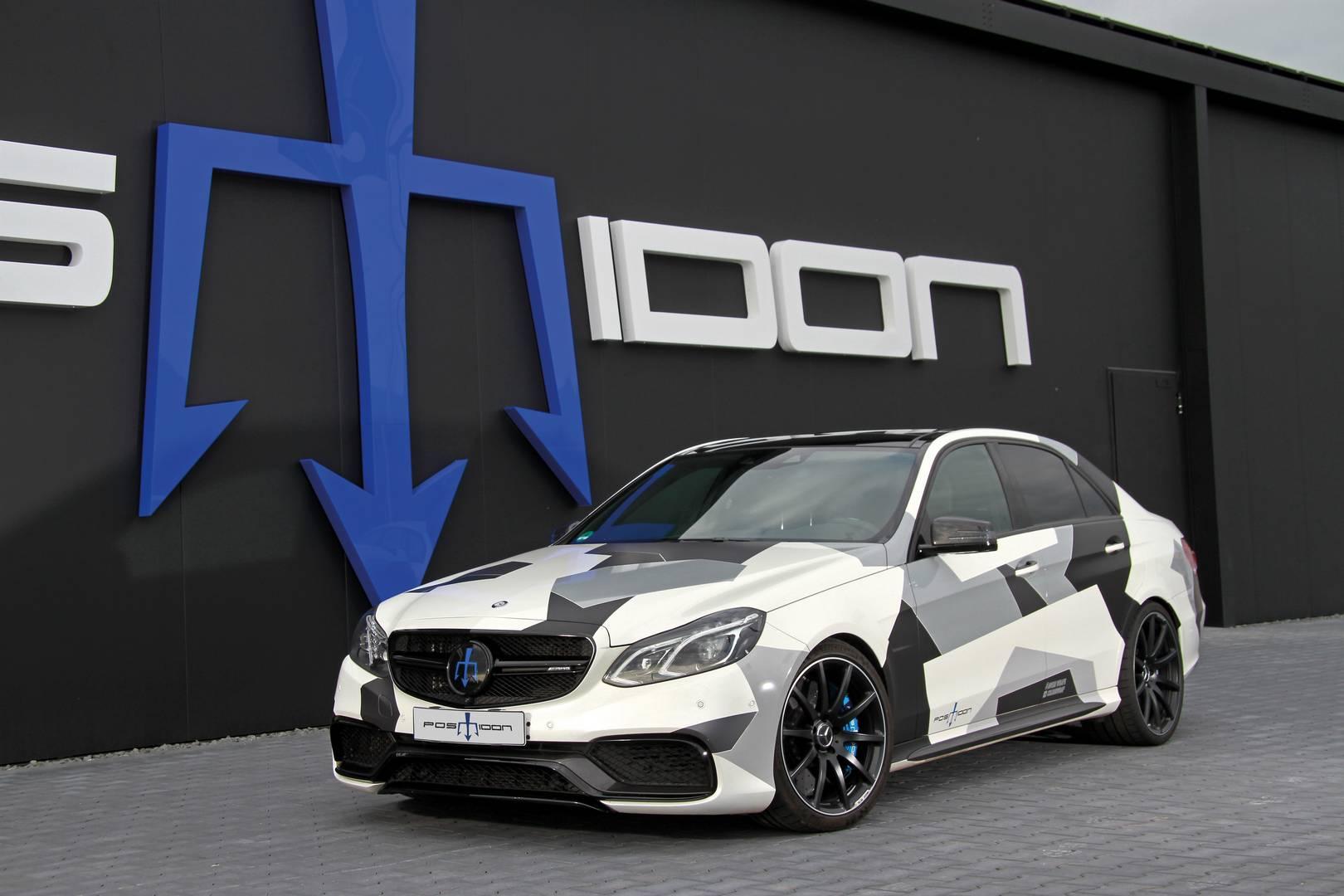 Posaidon Creates 1,000hp Mercedes-AMG E 63 S - GTspirit