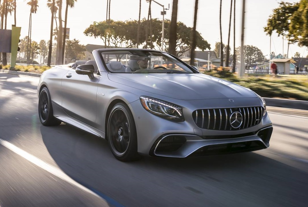 2018 Mercedes Amg S63 Coupe S63 Convertible Review Gtspirit