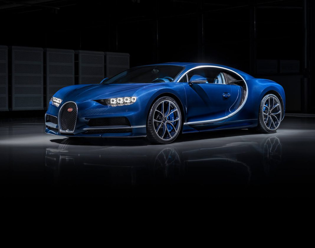Bugatti Chiron GTspirit Hypercar of the Year 2017