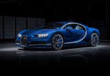 Bugatti Chiron GTspirit Hypercar of the Year 2017