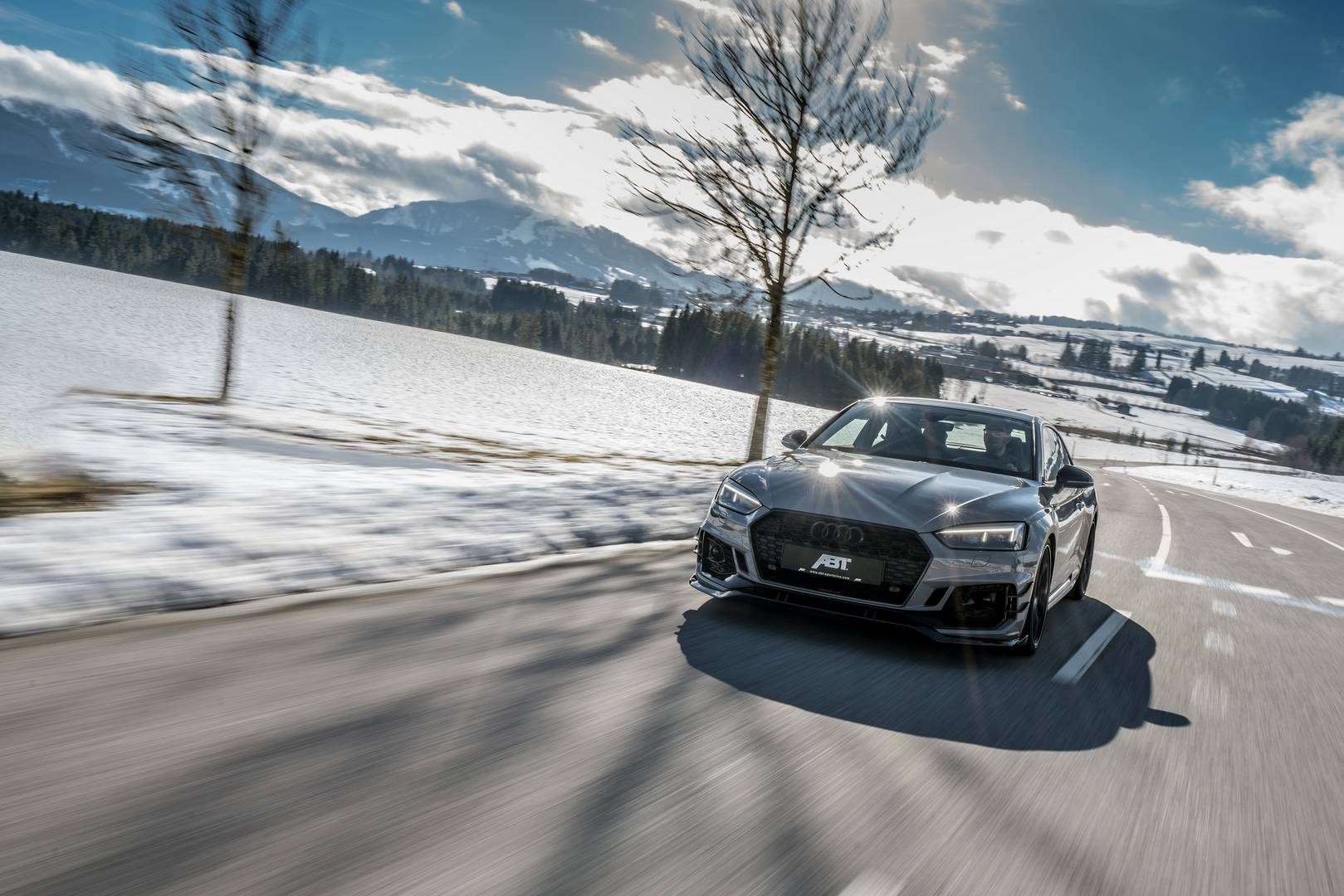 Official Abt Audi Rs5 R With 530hp Limited To 50 Units Gtspirit