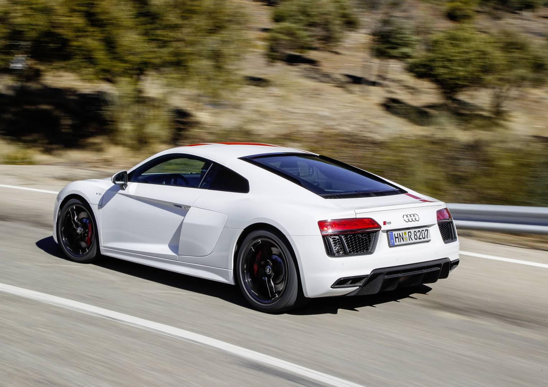 2018 Audi R8 V10 RWS Review