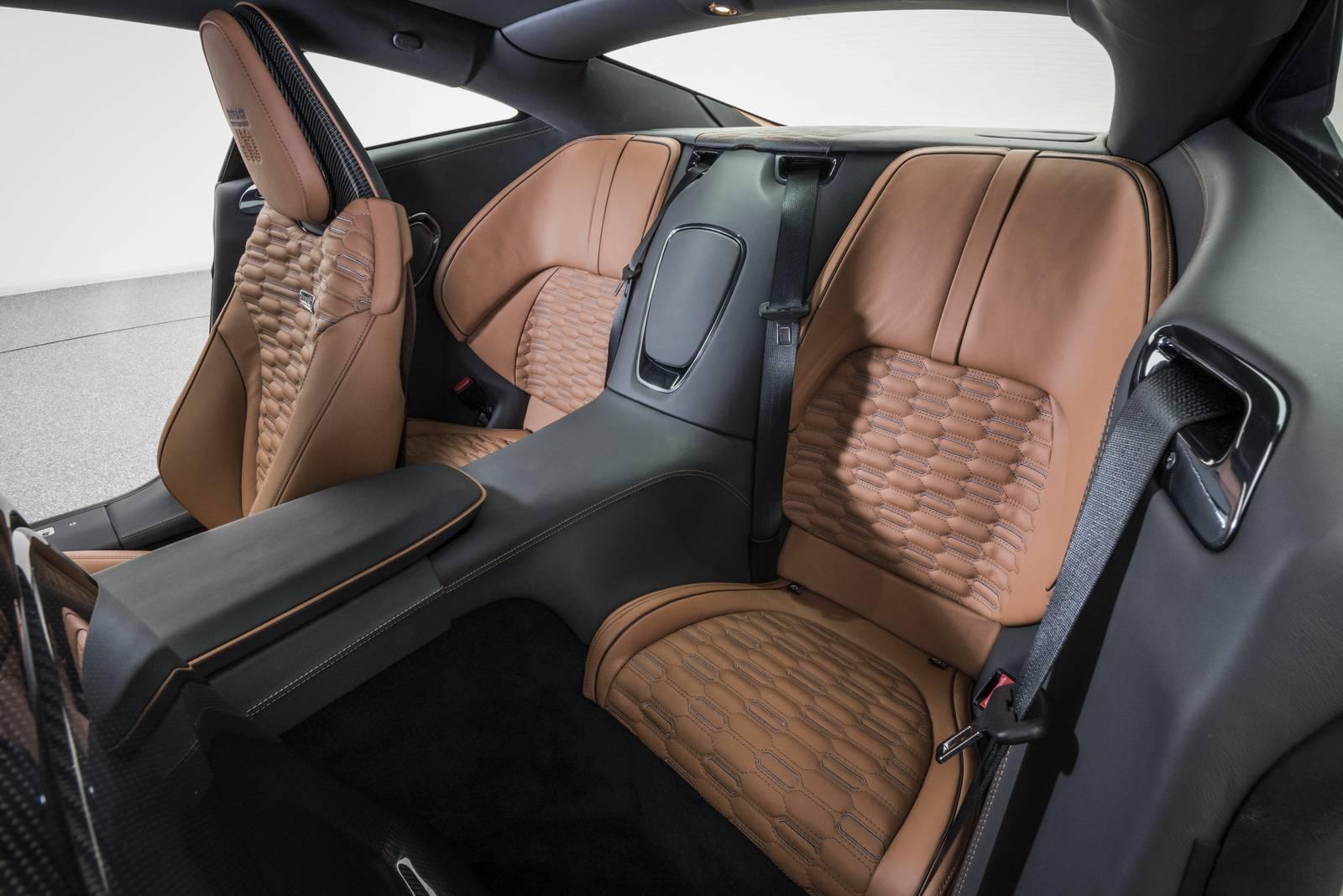 Official Startech Aston Martin Db11 With 610hp Gtspirit