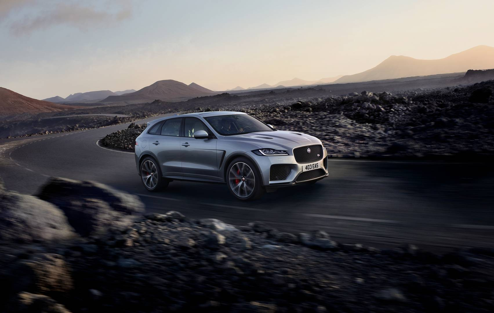 Official 2019 Jaguar F Pace Svr Gtspirit