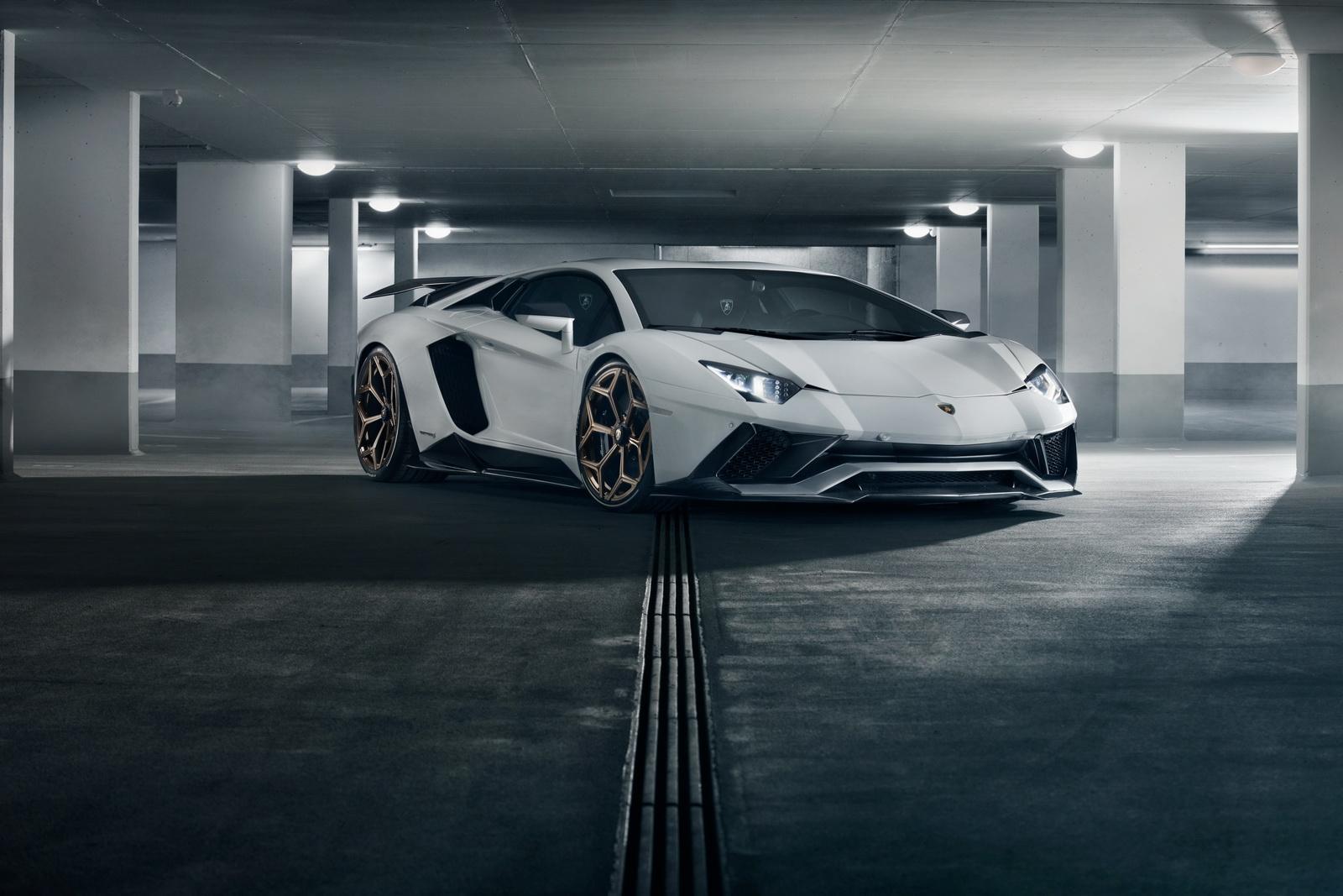 Official Novitec Lamborghini Aventador S Gtspirit