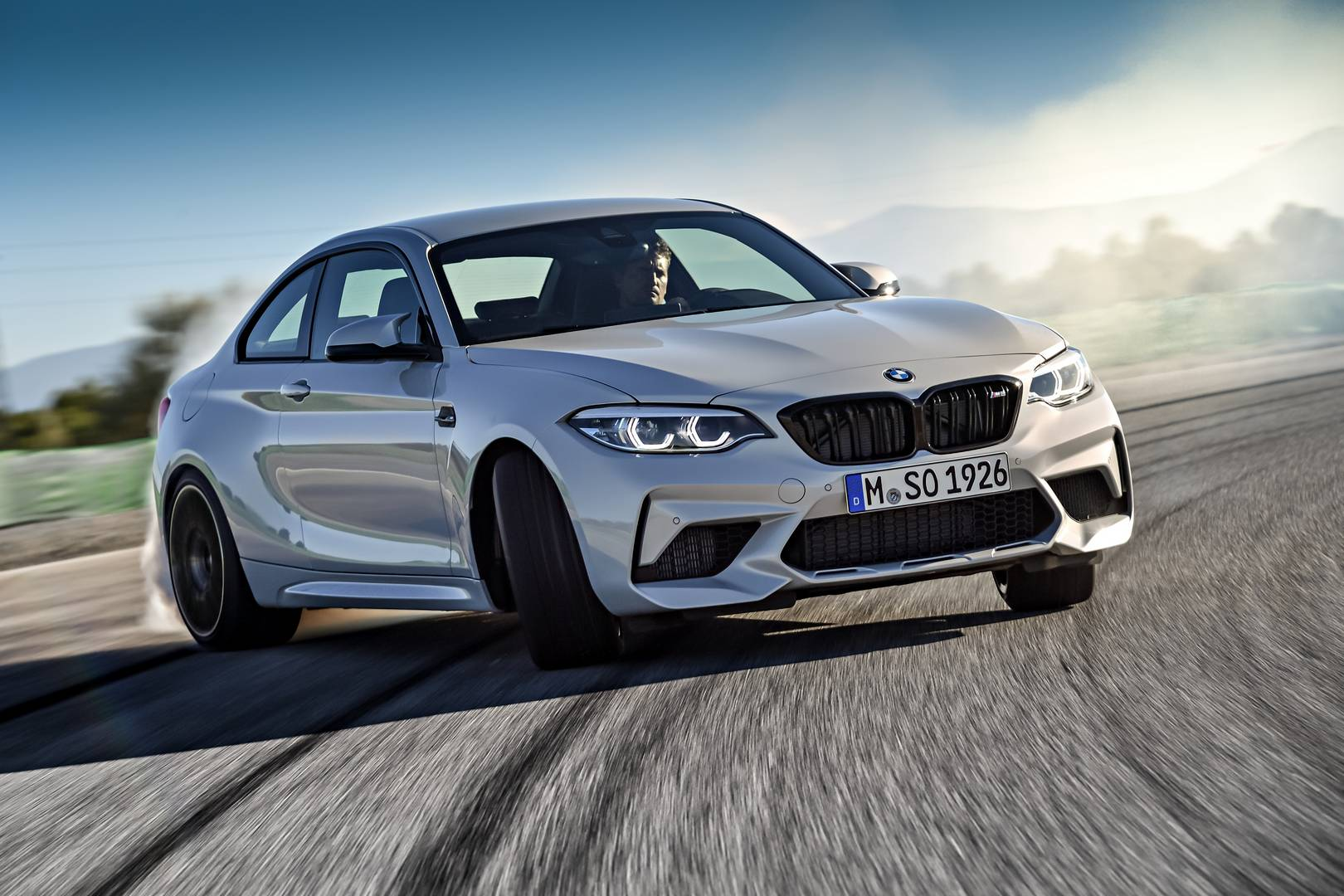 Official 2019 Bmw M2 Competition Heart Of The M3 Gtspirit