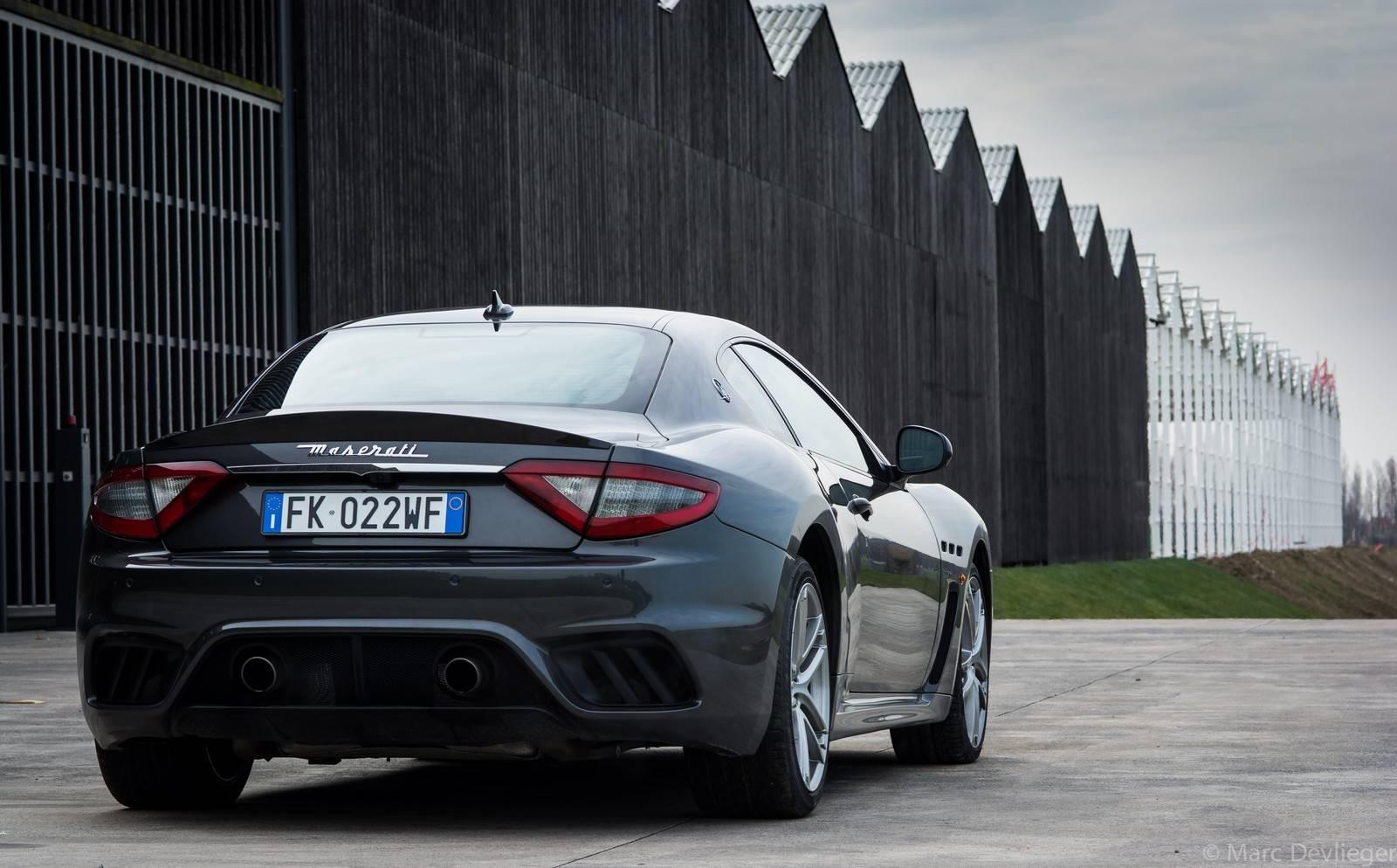 Used Maserati Granturismo >> 2018 Maserati GranTurismo MC Review - GTspirit