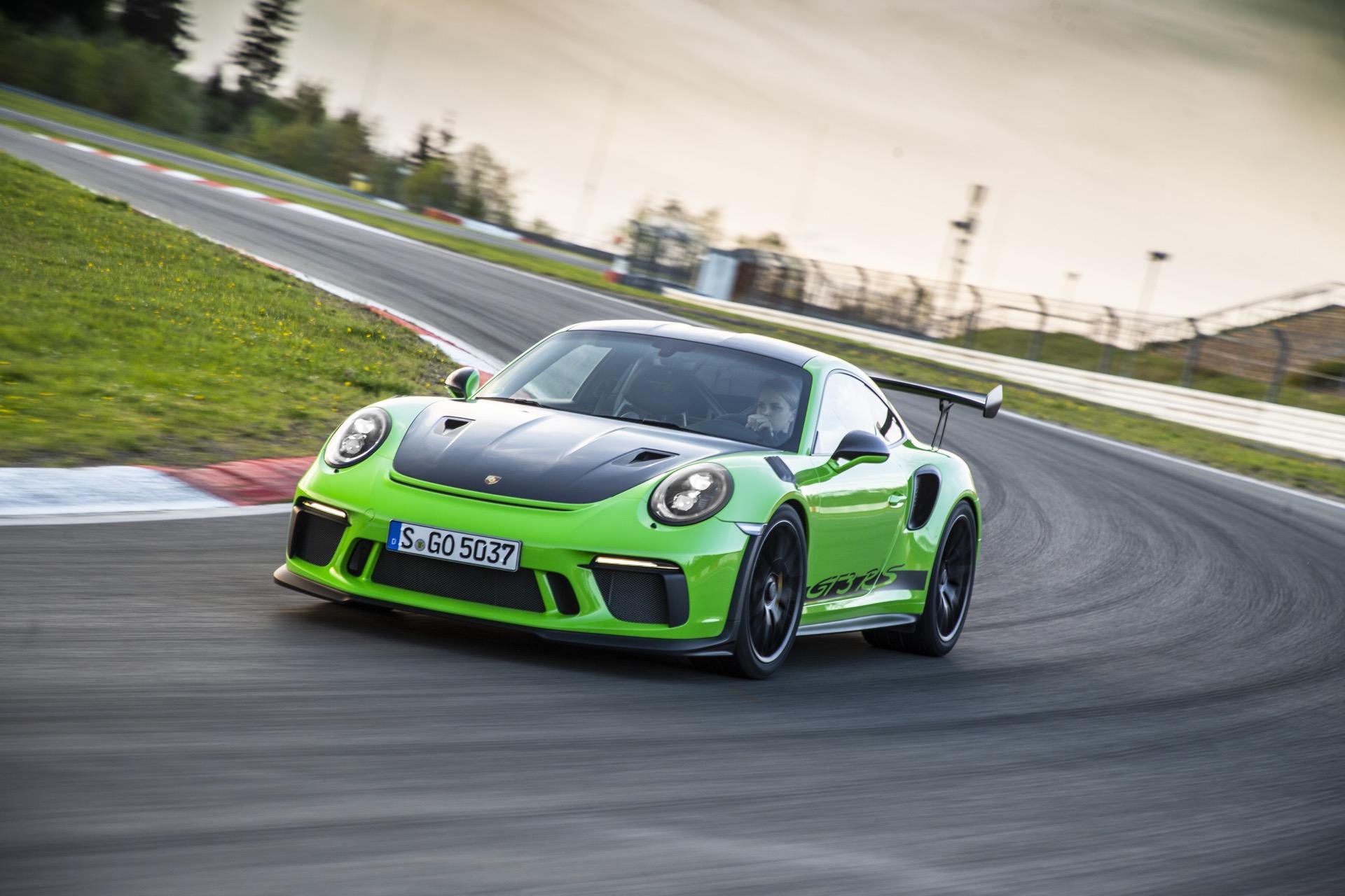 2019 Porsche 911 Gt3 Rs Weissach Review Gtspirit