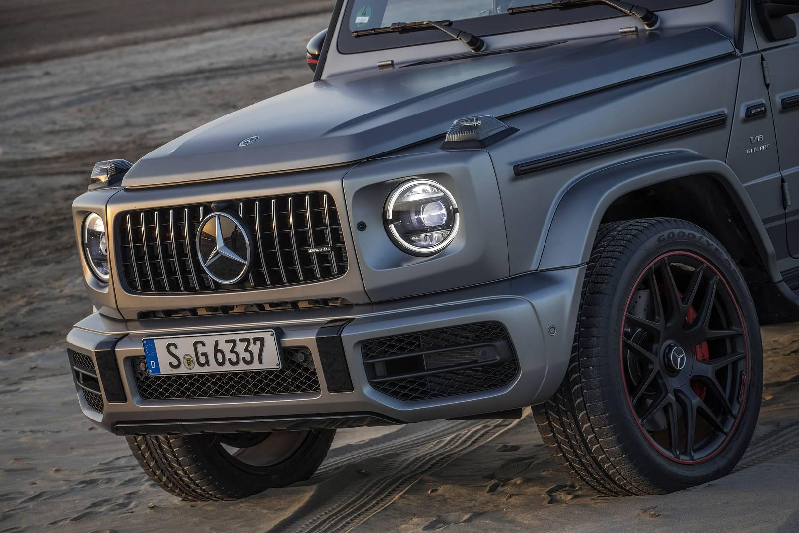 2019 Mercedes-Benz G500 & G63 AMG Review - GTspirit