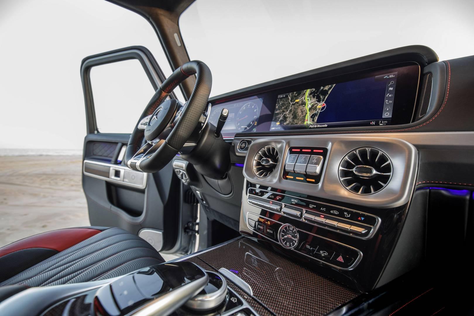 2019 Mercedes Benz G500 Amp G63 Amg Review Gtspirit
