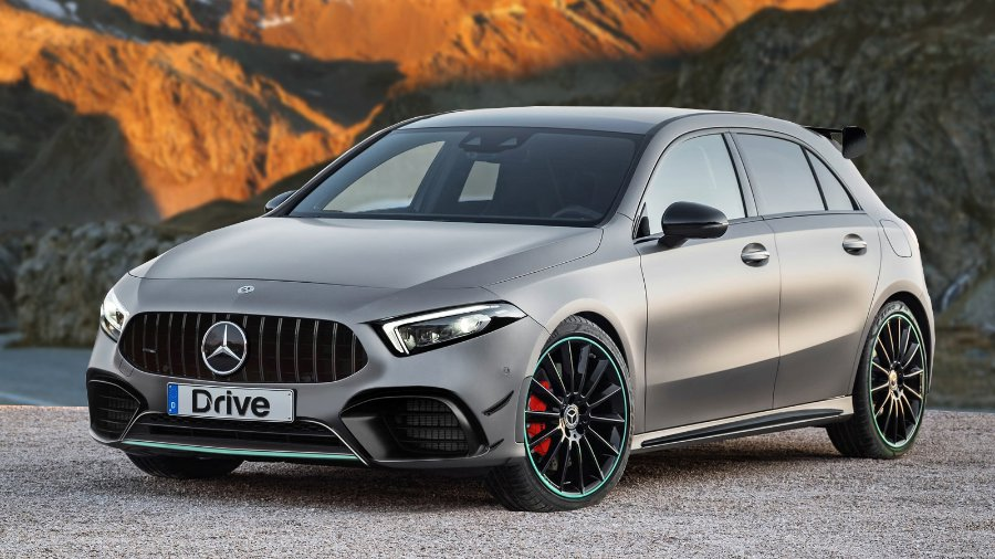 300hp Mercedes-AMG A35 Coming in 2019 Ahead of A45 - GTspirit