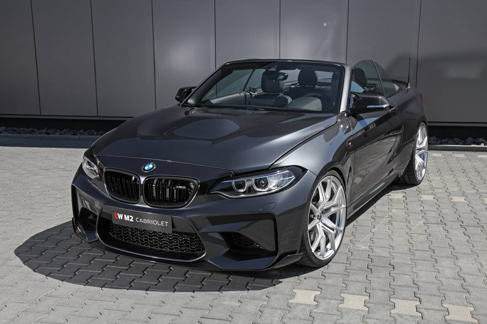 428hp bmw m2 convertible by lightweight gtspirit. Black Bedroom Furniture Sets. Home Design Ideas