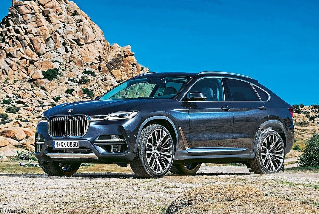 Bmw X8 Trademarked Across The World Audi Q8 Rival Gets Ready