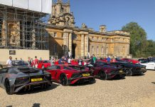 Supercars At The Palace 2018 – The Blenheim Palace Classic & Supercar Preview