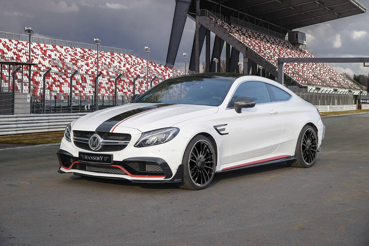 Mansory Upgrades 2019 Mercedes Amg C63 With 650hp And New Parts