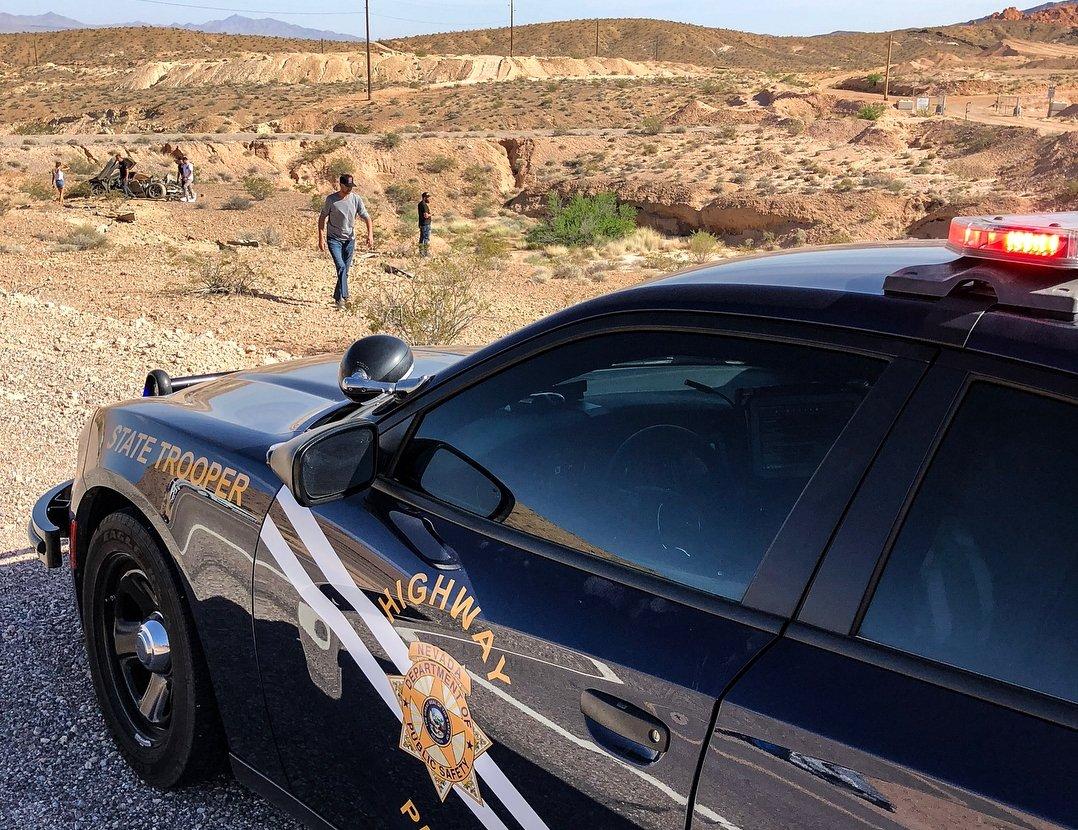 Lady Driver Walks Away from Horrific McLaren 720S Crash in Las Vegas