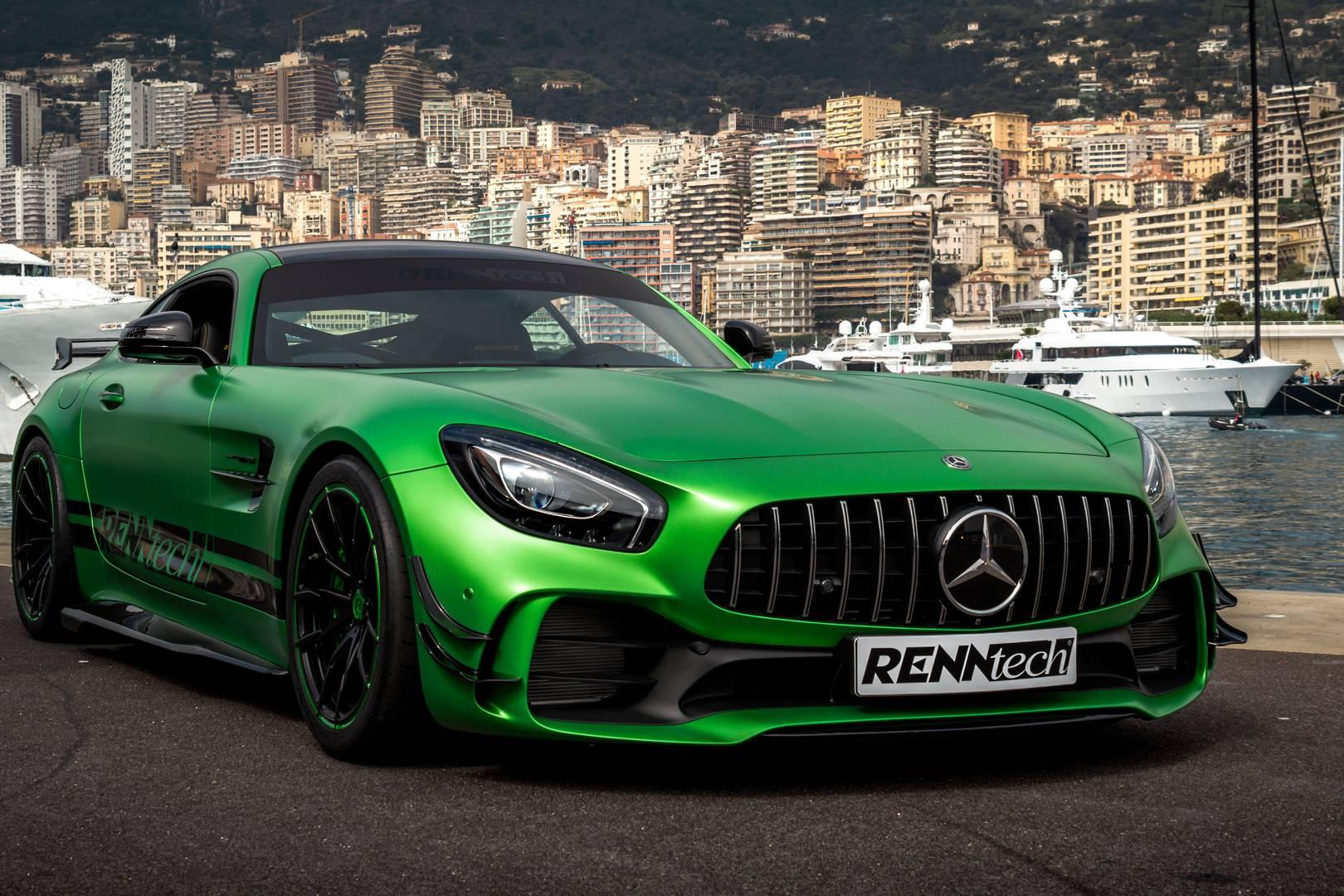 Amg Gt R >> Official 825hp Renntech Mercedes Amg Gt R Gtspirit