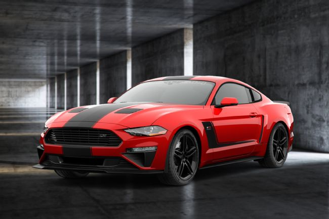 Can T Wait For Gt500 Roush Reveals 710hp 2018 Ford Mustang Gtspirit
