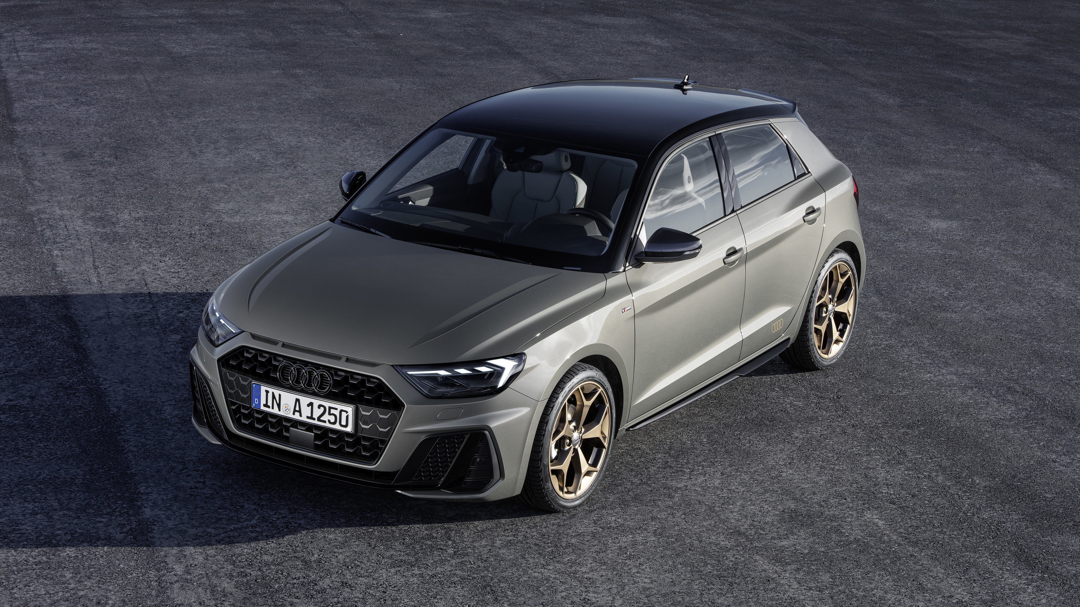 Audi A1 Sportback Front Right