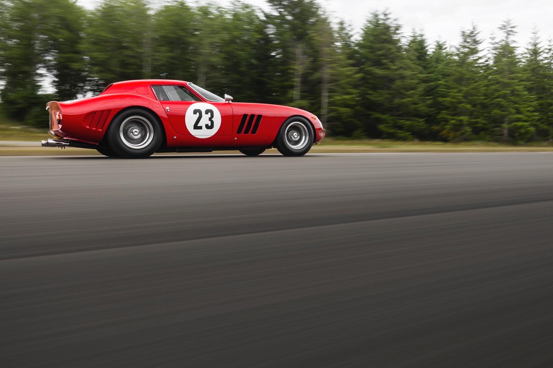 Ferrari 250 GTO RM Sothebys Tracking