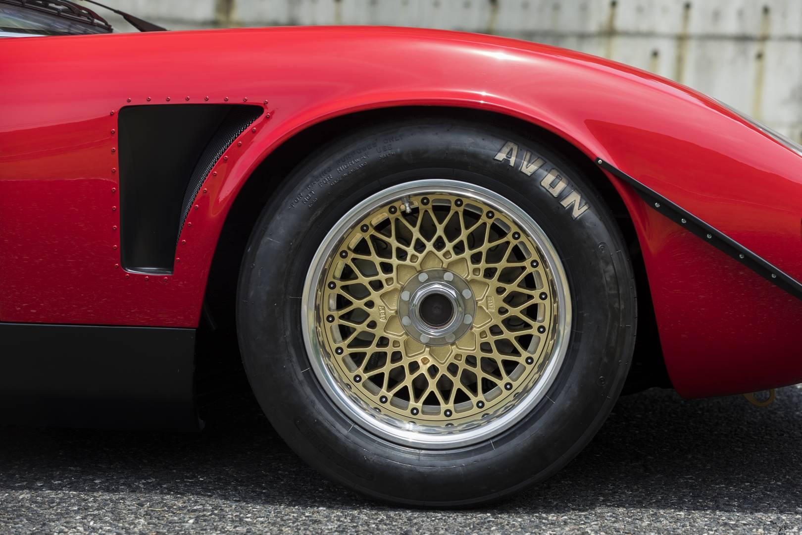 Lamborghini Restores 1 Of 1 Miura Svr From Japan Gtspirit