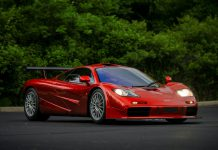 Rare McLaren F1 'LM Spec' for Sale – 1 of 2 Upgraded to LM