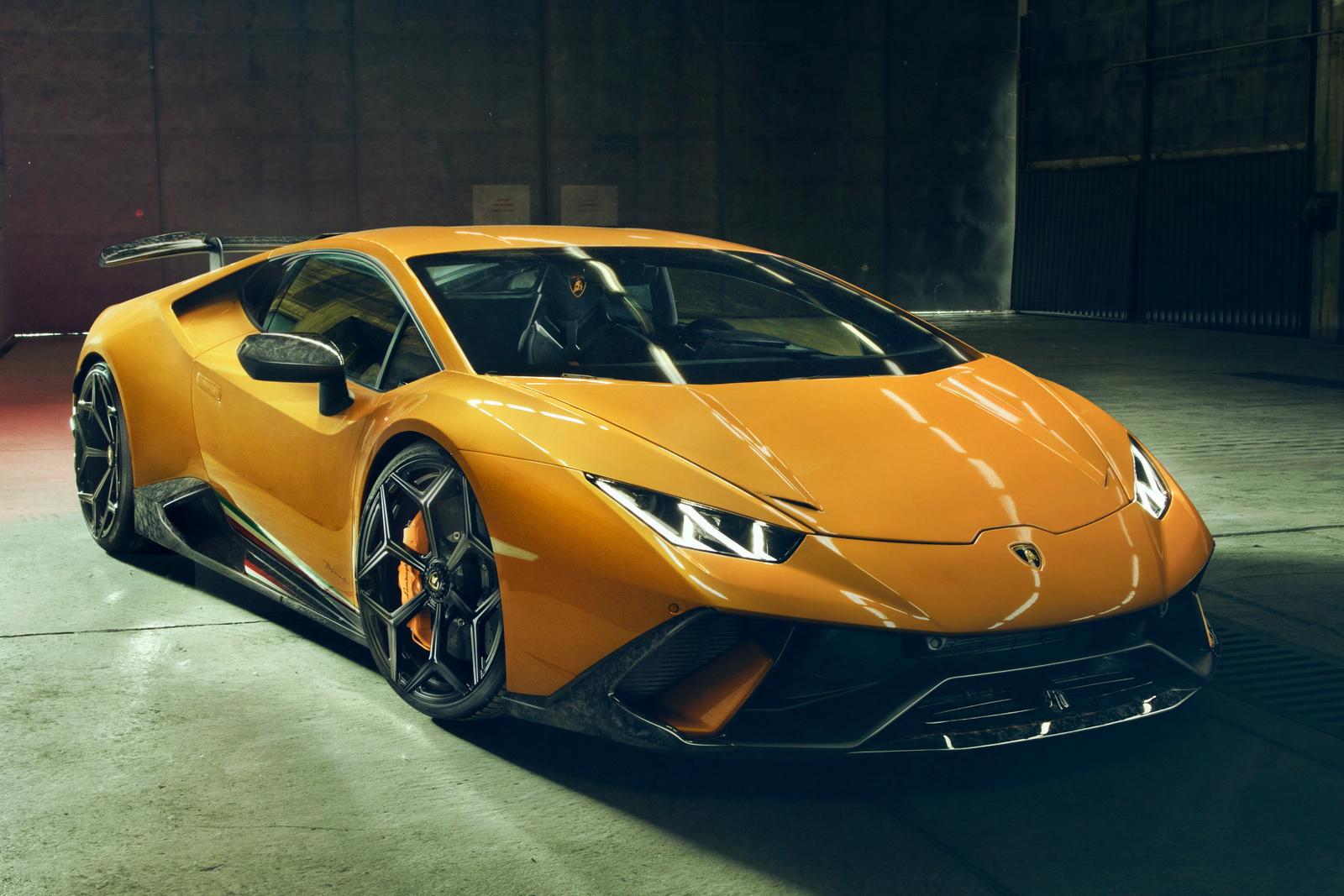 Novitec Reveals Lamborghini Huracan Performante Upgrades Gtspirit