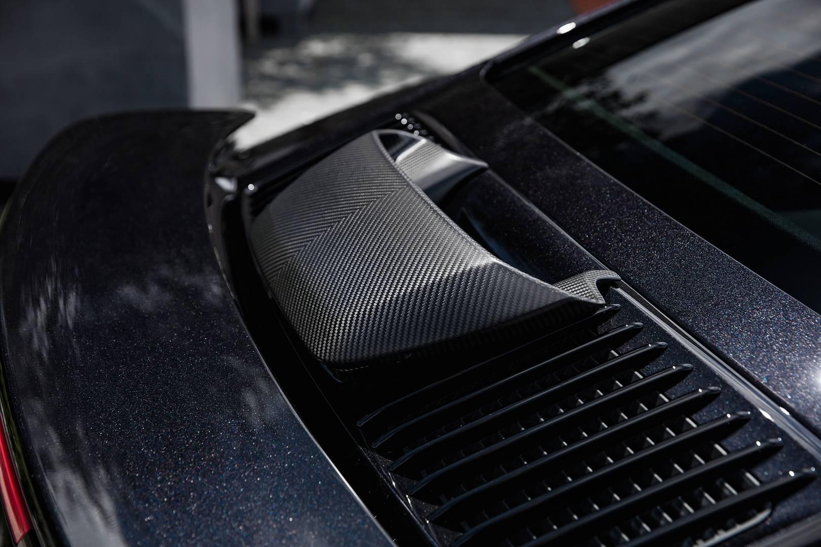 Techart GTSport Rear Intake
