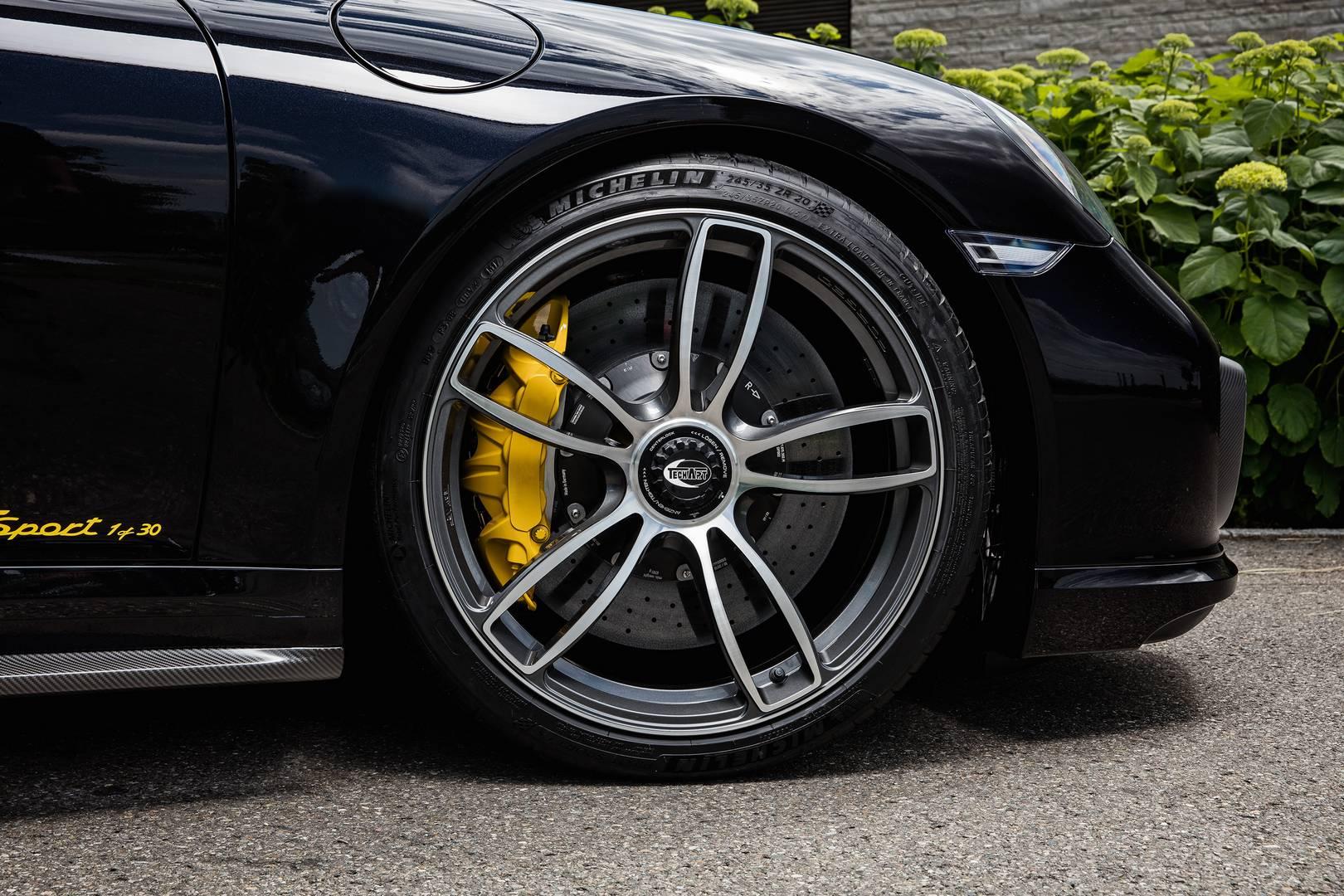 Techart GTSport Wheels