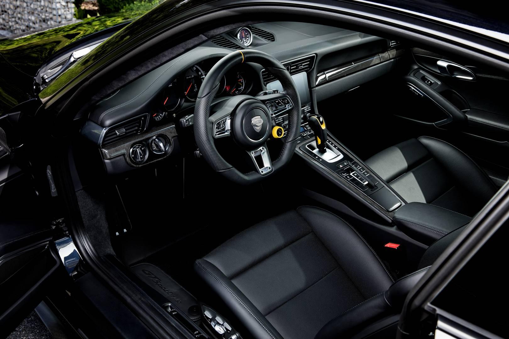 Techart GTSport Interior
