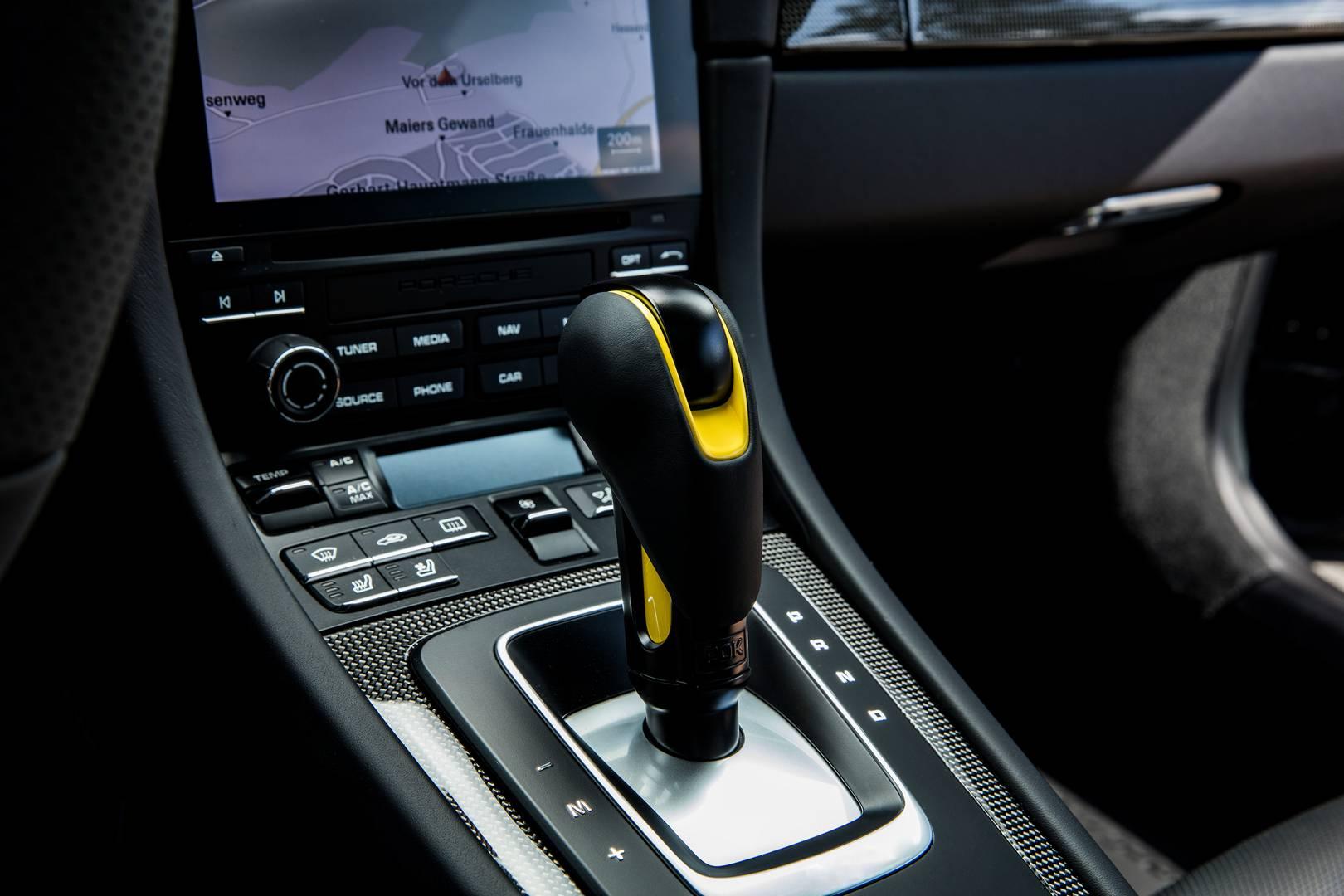 Techart GTSport Gear Shift
