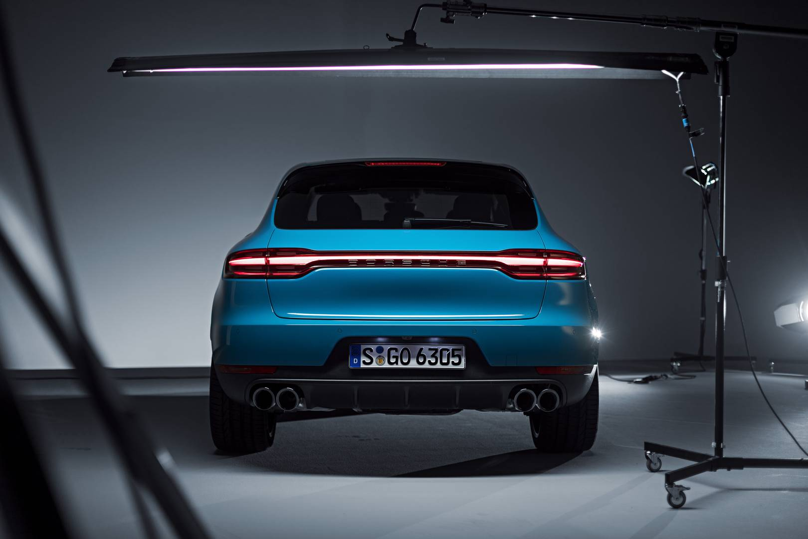 Official 2019 Porsche Macan Gtspirit