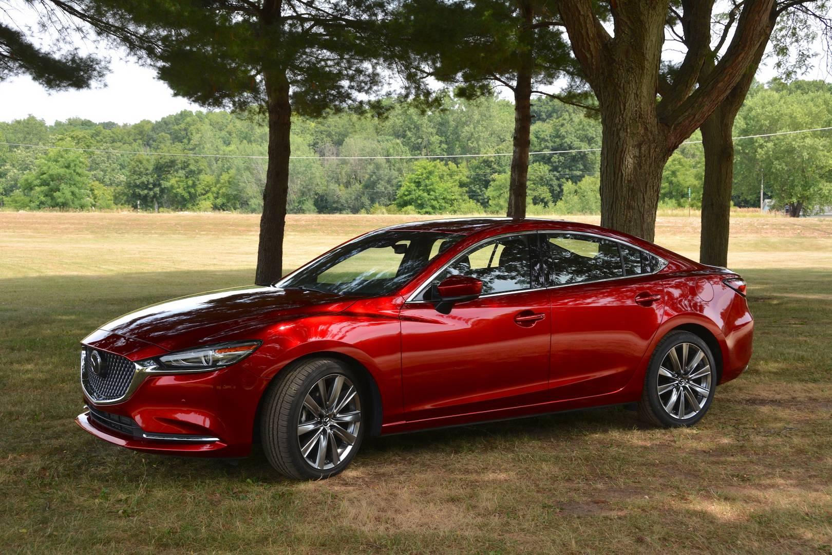 2018 Mazda6 Signature Edition Review GTspirit