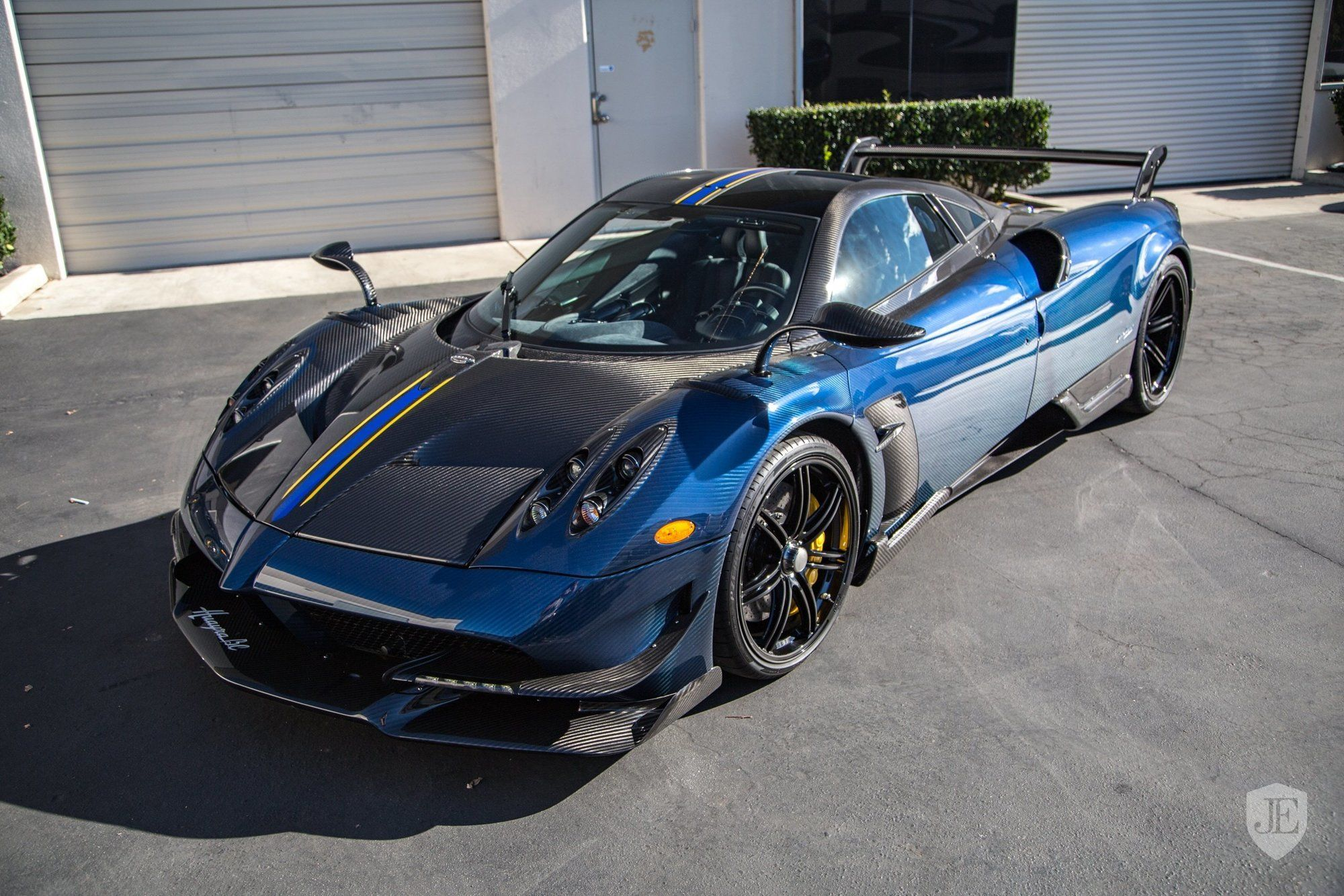 Pagani Huayra For Sale >> One Of Twenty Pagani Huayra Bc For Sale In The Us Gtspirit