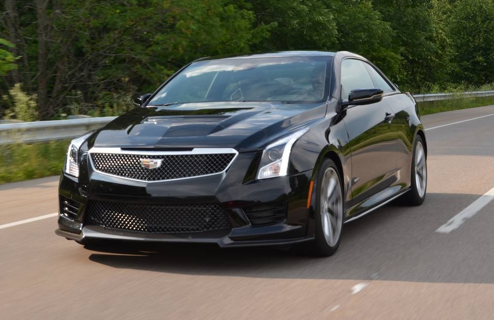 Cadillac Ats V Coupe >> 2019 Cadillac Ats V Coupe Review Gtspirit