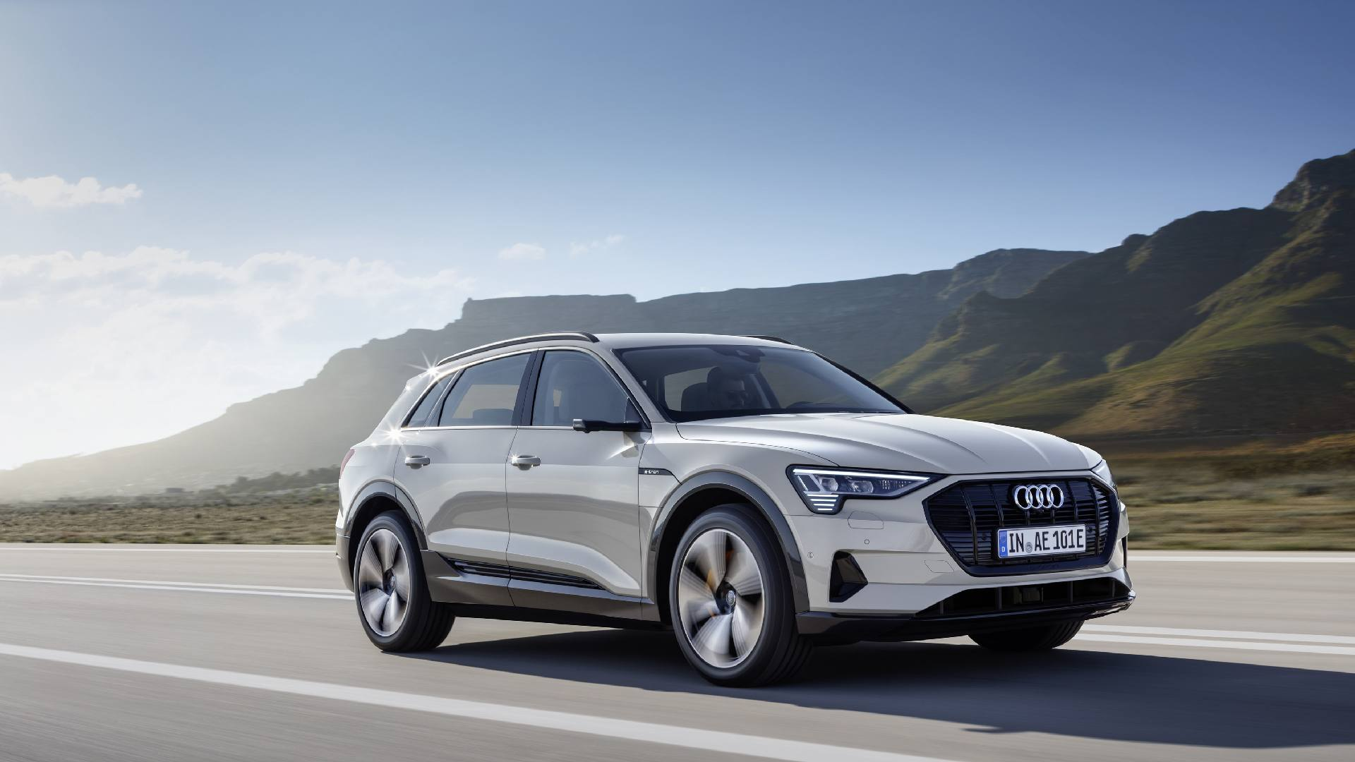 2019 Audi E Tron First Electric Suv From Revealed