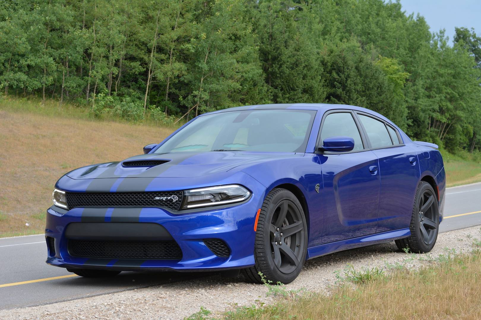 2019 dodge charger srt hellcat review gtspirit. Black Bedroom Furniture Sets. Home Design Ideas