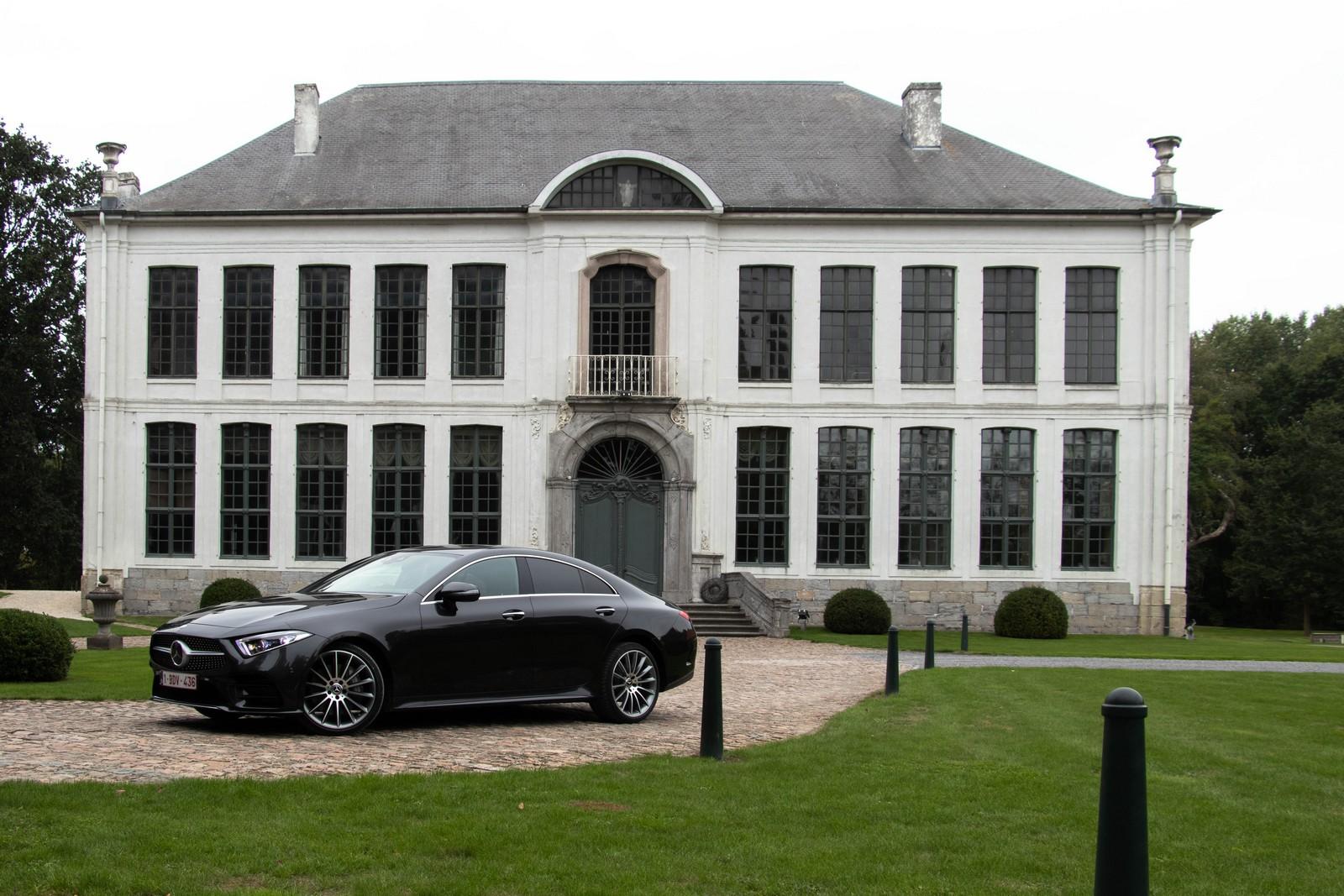Mercedes-Benz CLS 400d Exterior