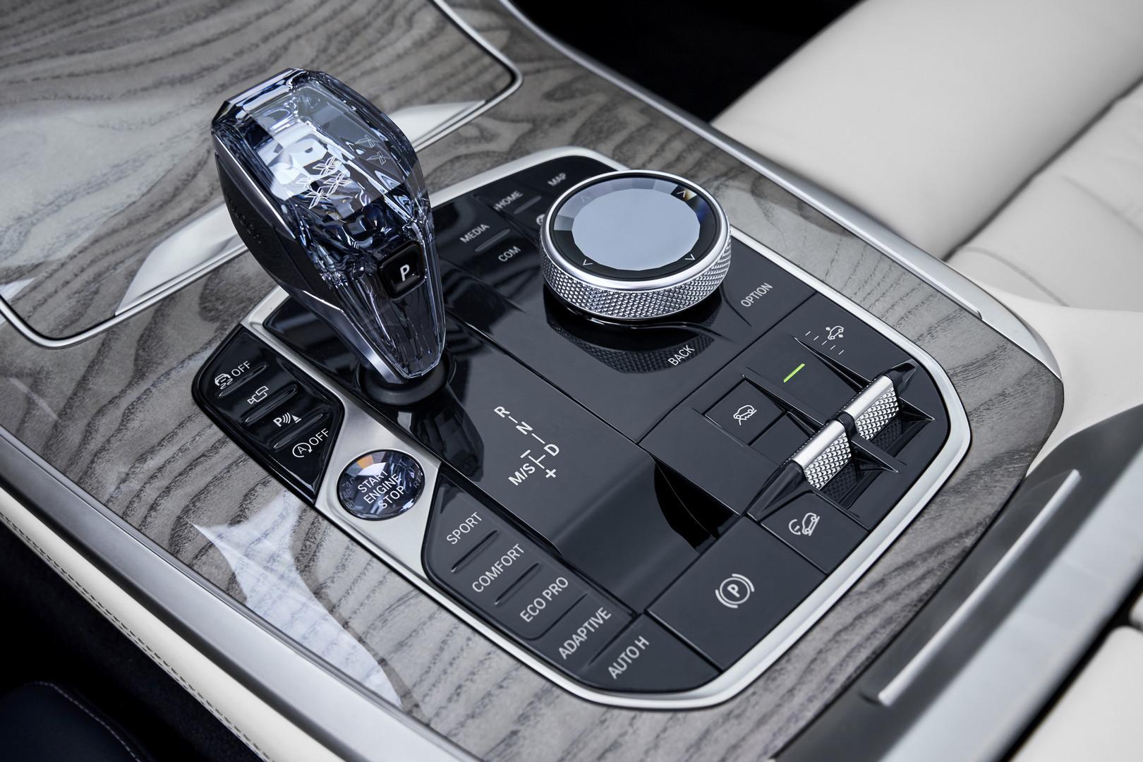 2019 BMW X7 Gear