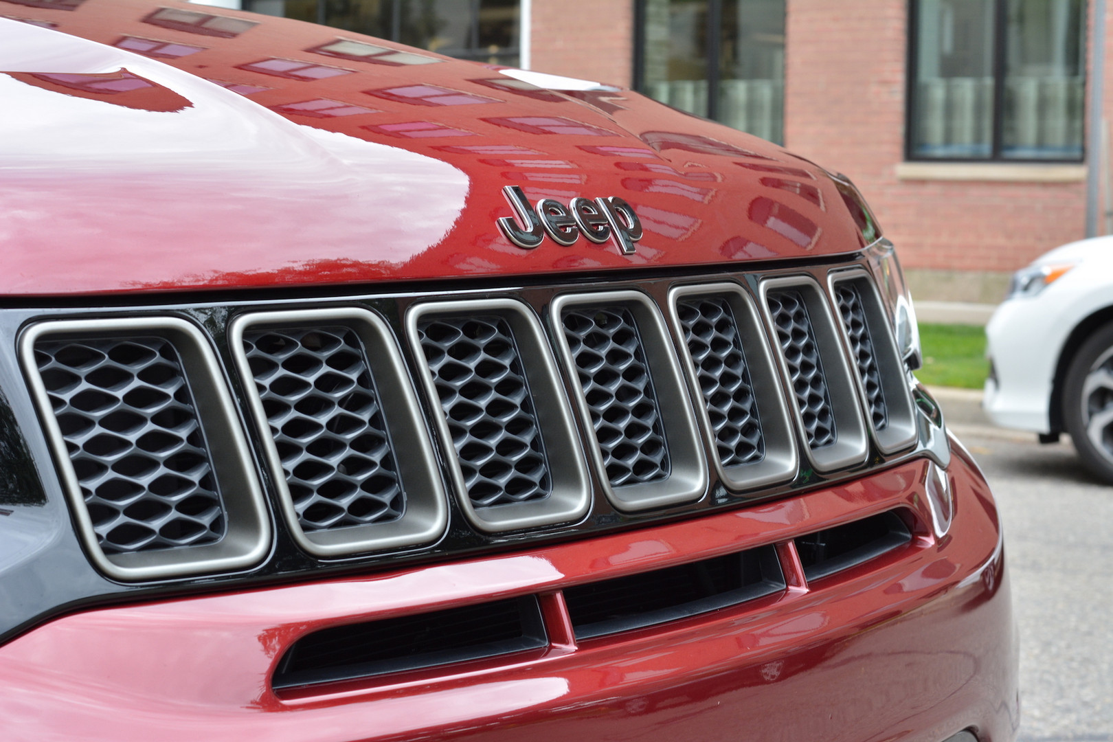 2019 Jeep Grand Cherokee Trackhawk Interior