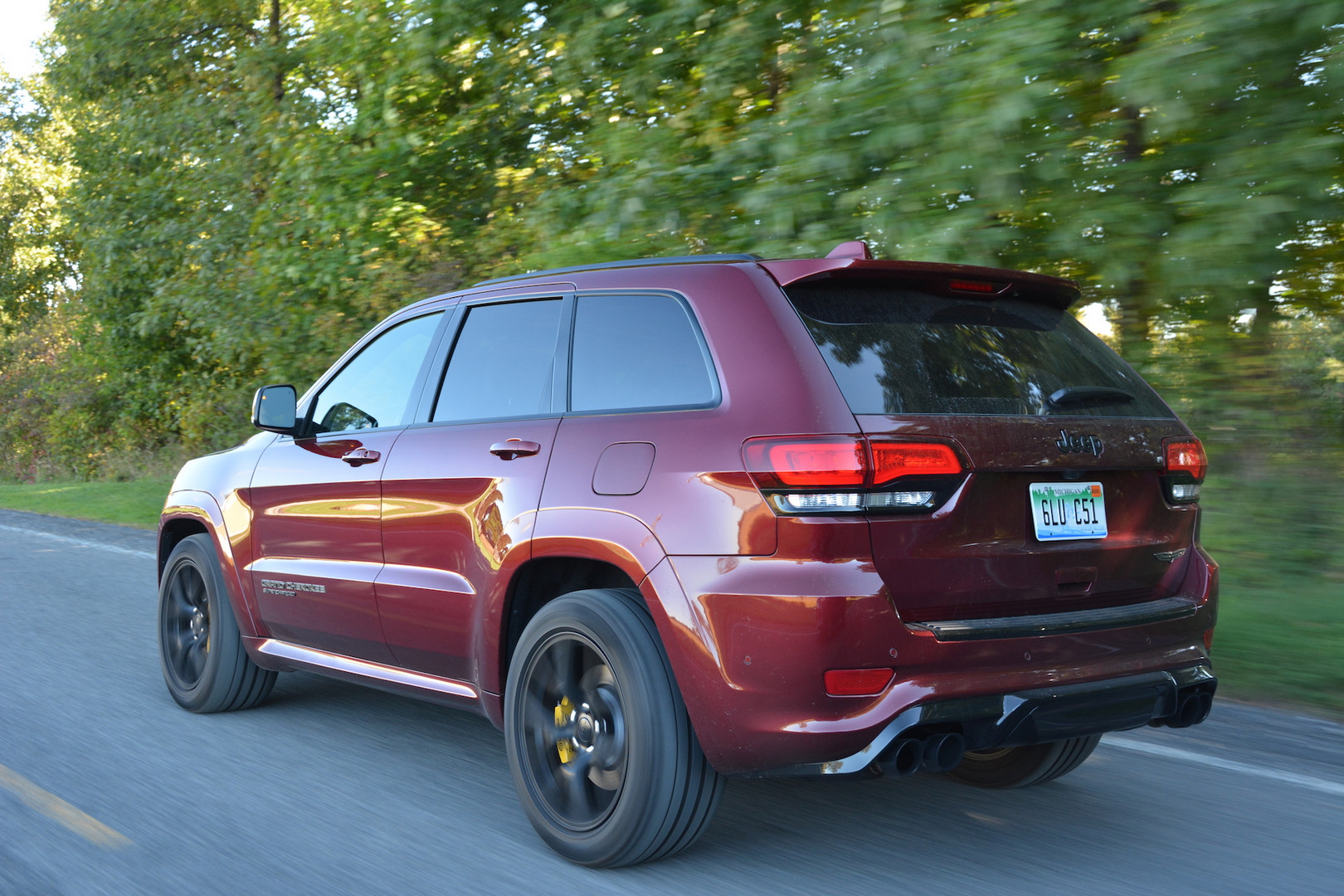 2019 Jeep Grand Cherokee Trackhawk