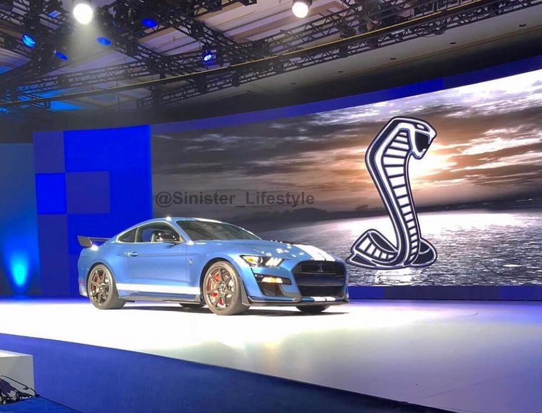 2019 ford shelby mustang gt500 leaked 800hp output