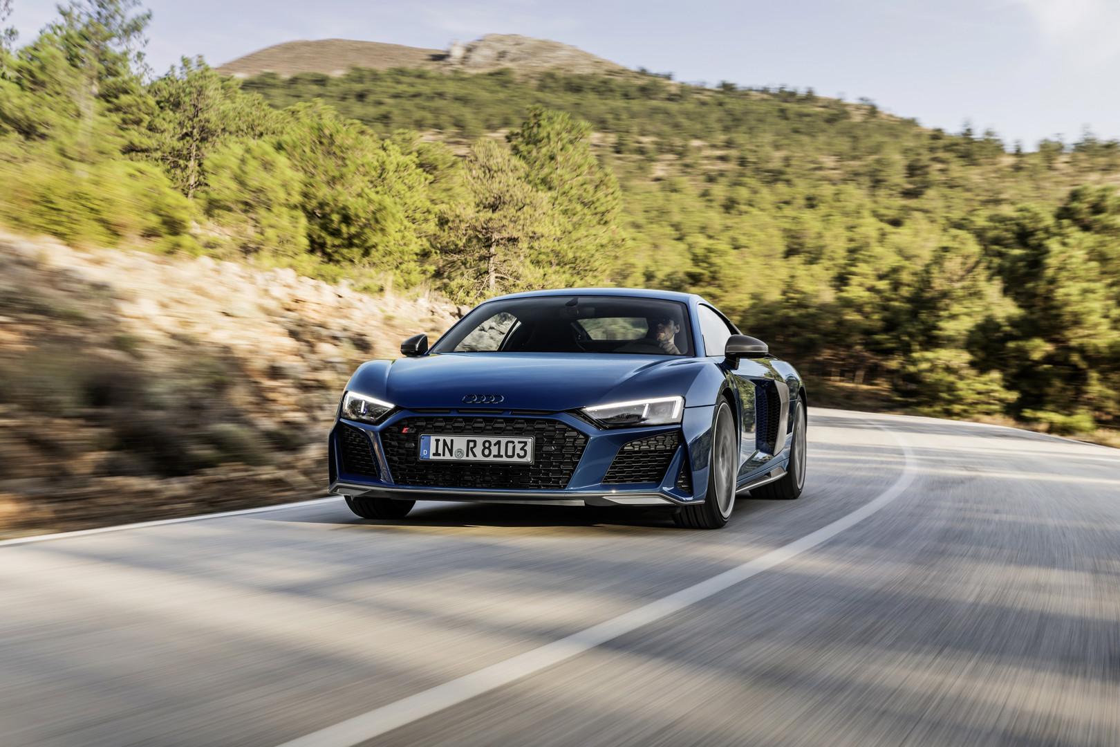 2019 Audi R8 Coupe