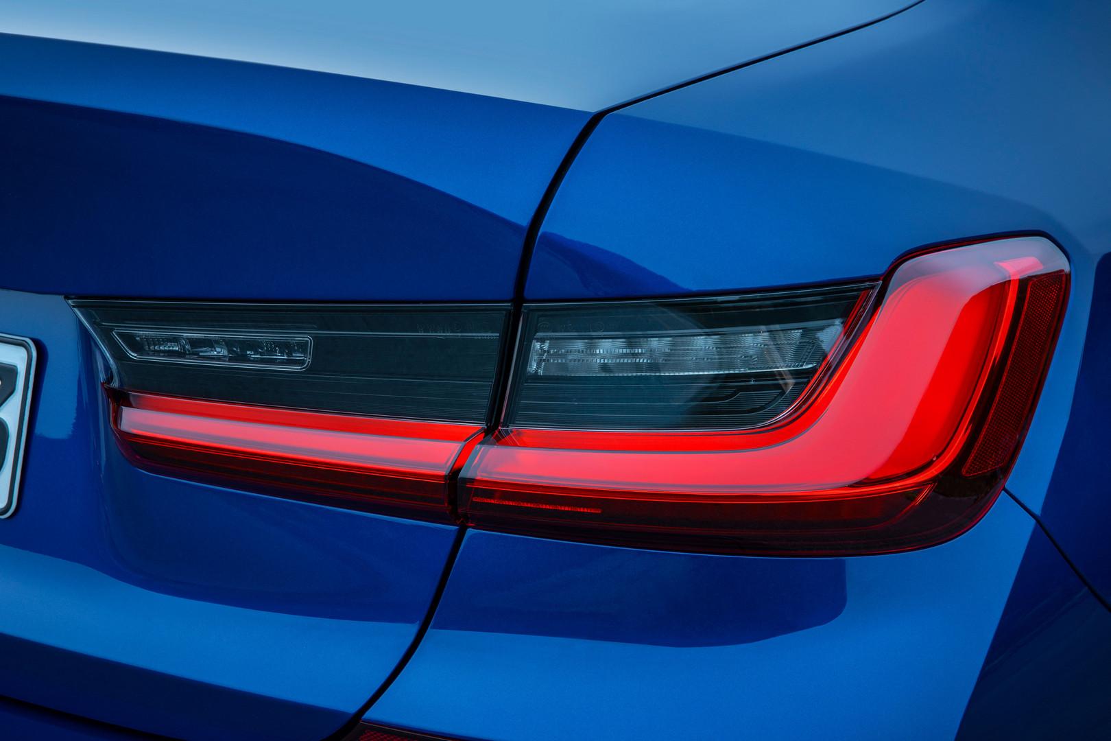 2019 BMW 3 Series G20 Rearlight